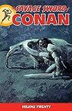The Savage Sword of Conan Volume 20
