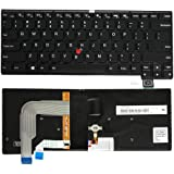 Givwizd Replacement Backlit Keyboard Compatible for Dell Latitude 15 3580 3588 Notebook US Layout