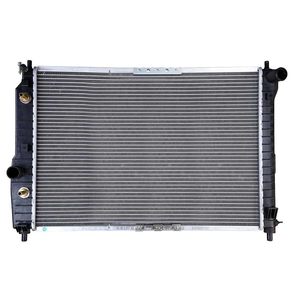 Prime Choice Auto Parts RK1153 New Complete Aluminum Radiator