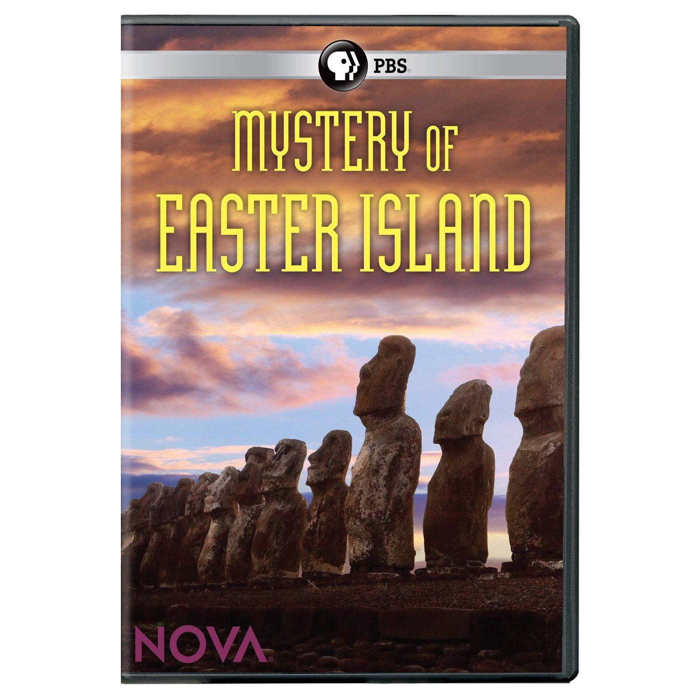 Amazon Nova Mystery of Easter Island Movies & TV