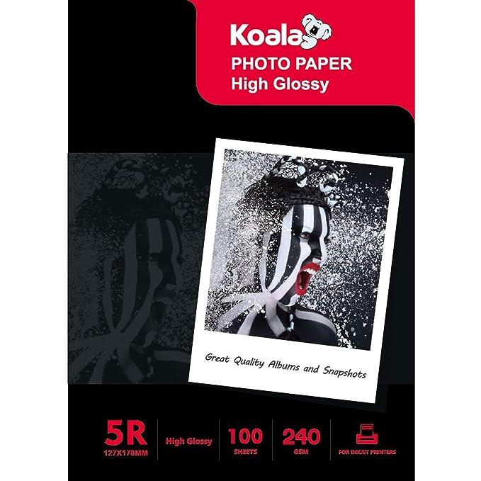 KOALA Heavywight - Papel fotográfico para impresoras de ...