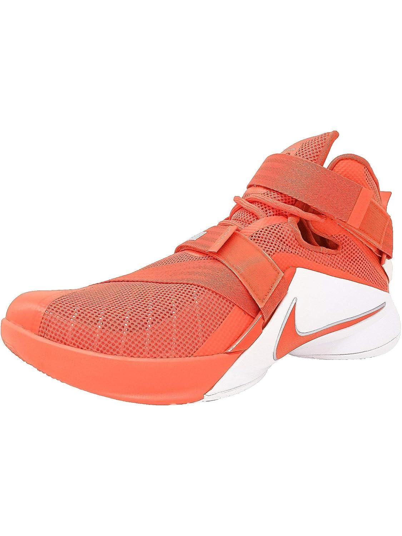 newest 1a25b 7f9c3 Nike Men's Lebron Soldier Ix Tb Ankle-High Fabric Basketball Shoe