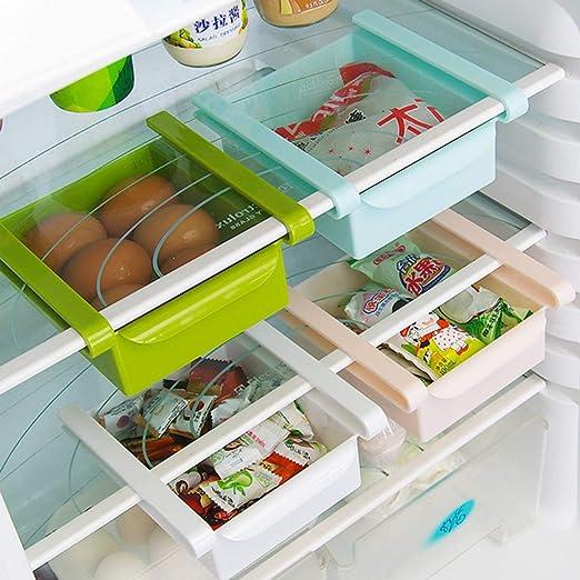 Multifunción Refrigerador Cajón Nevera Caja de almacenamiento ...