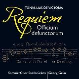 ビクトリア:レクイエム(死者のための聖務曲集全曲)とモテット集