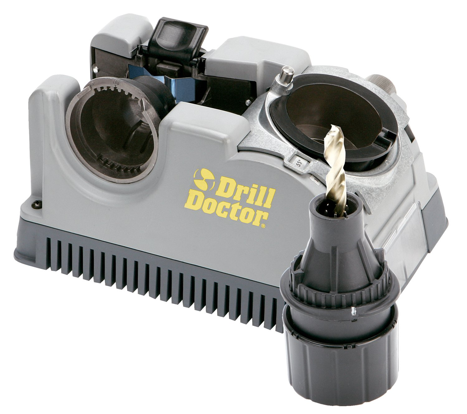 Drill Doctor DD750X Drill Doctor, 120V, 3/32'' to 3/4'' Capacity