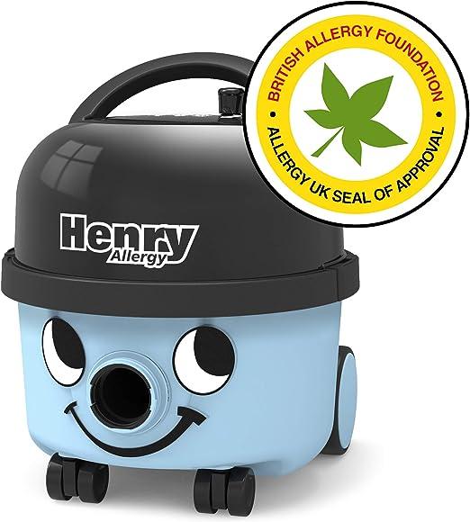 Numatic 908147 Henry Allergy HVA160-11 - Aspiradora con Bolsa ...