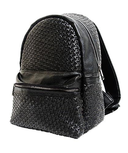 472ab8c7c45e ディアブロ(Diavlo) バックパック メンズ バッグ リュック かばん カバン 鞄 編み込み 合皮 メッシュ
