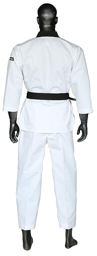 Amazon.com: HYSENM para niños y adultos Taekwondo cinturón ...