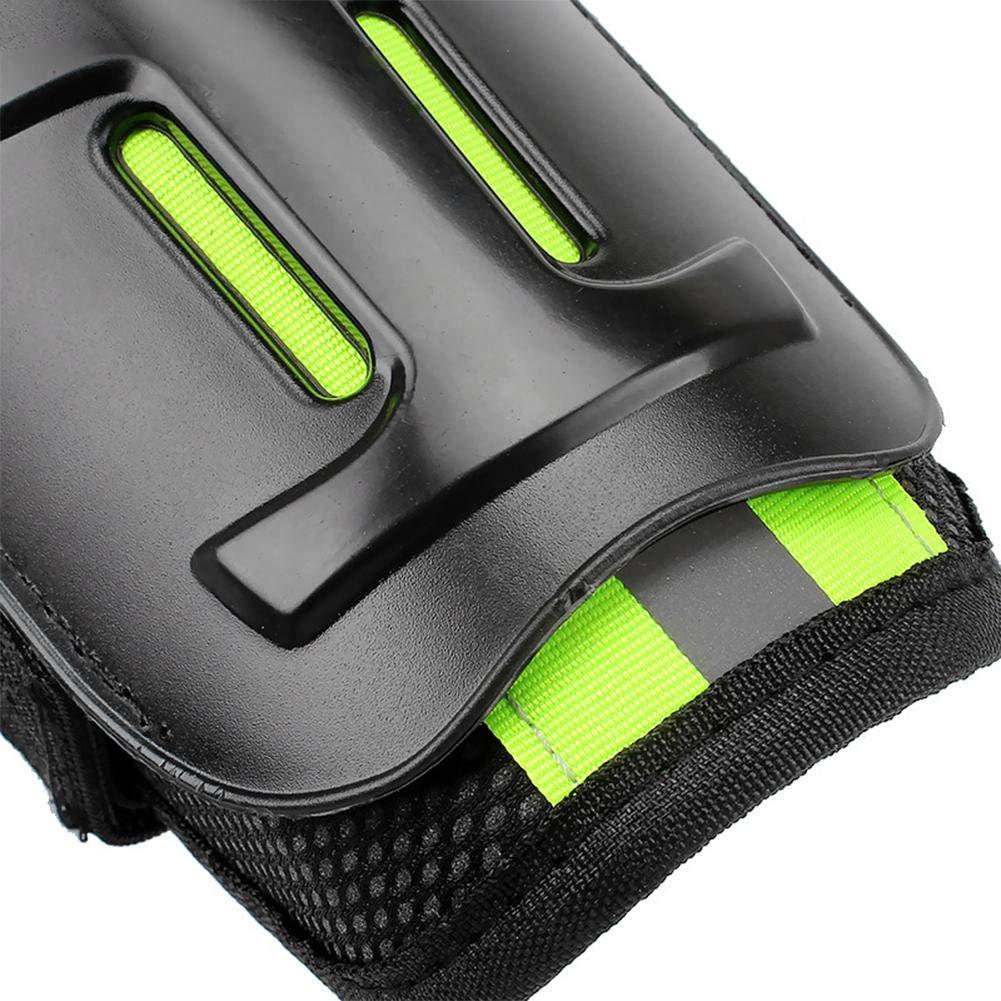 Dynamicoz Ginocchiere per Moto feasible Nero 4 Pezzi Motociclismo Motocross Ciclismo Gomiti E Ginocchiere Protezione Parastinchi Set di Armature Nero per Adulti