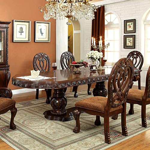 Furniture of America CM3186CH-T-TABLE Dining Table