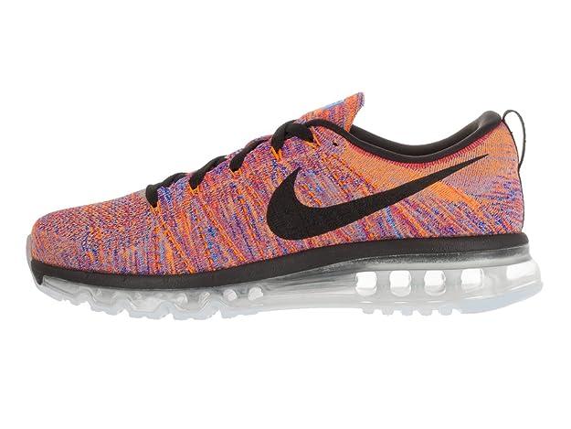 finest selection 8d64e 8d23e Amazon.com   Nike Men s Flyknit Max Running Shoe   Road Running
