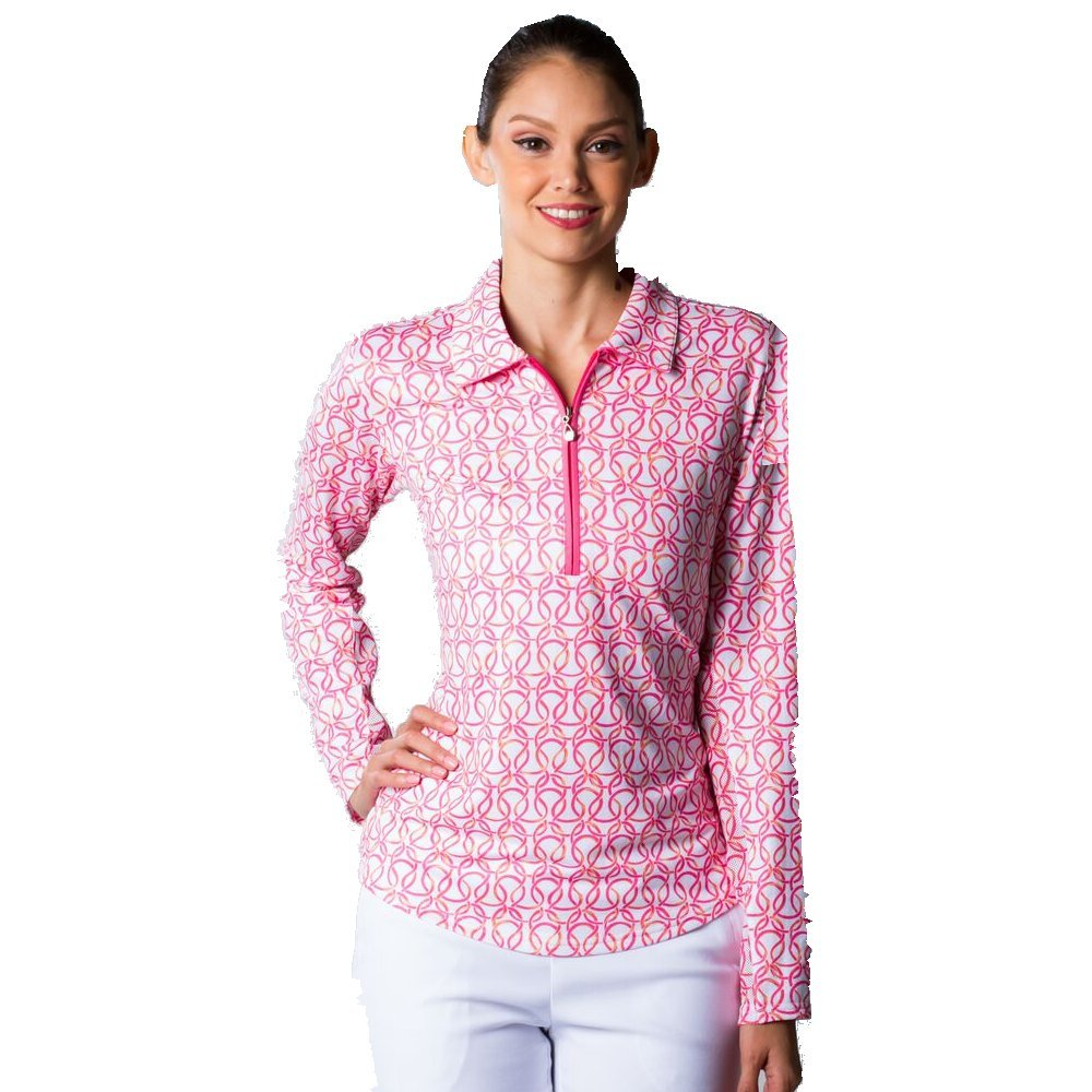 San Soleil SHIRT レディース B075WYC2CJ X-Small|Looped Pink Looped Pink X-Small