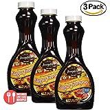 Value 3 Pack: Joseph's Sugar Free Maple Syrup, 12 oz.