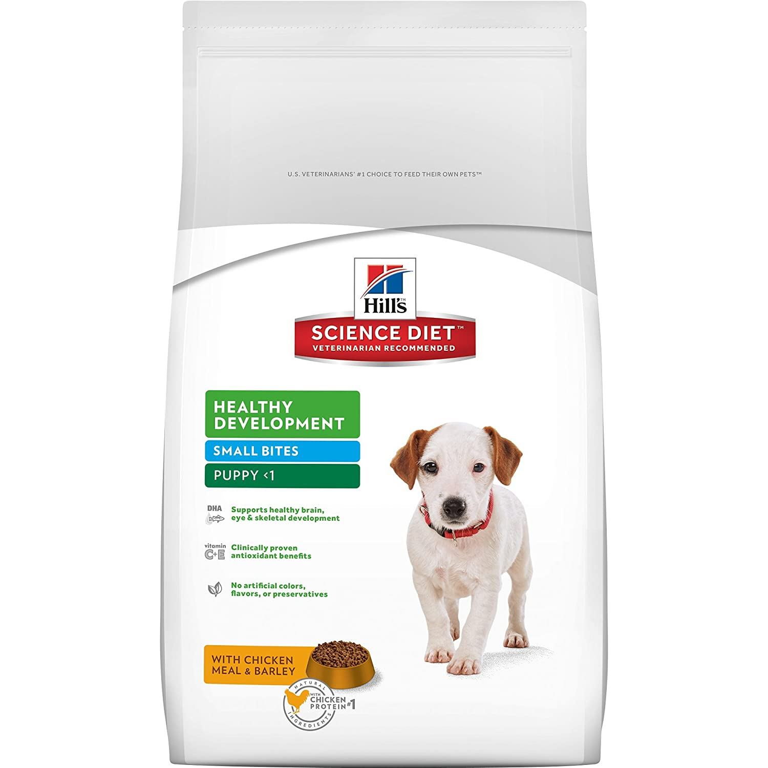 Hill's Science Diet Puppy Healthy Development Dry Dog Food