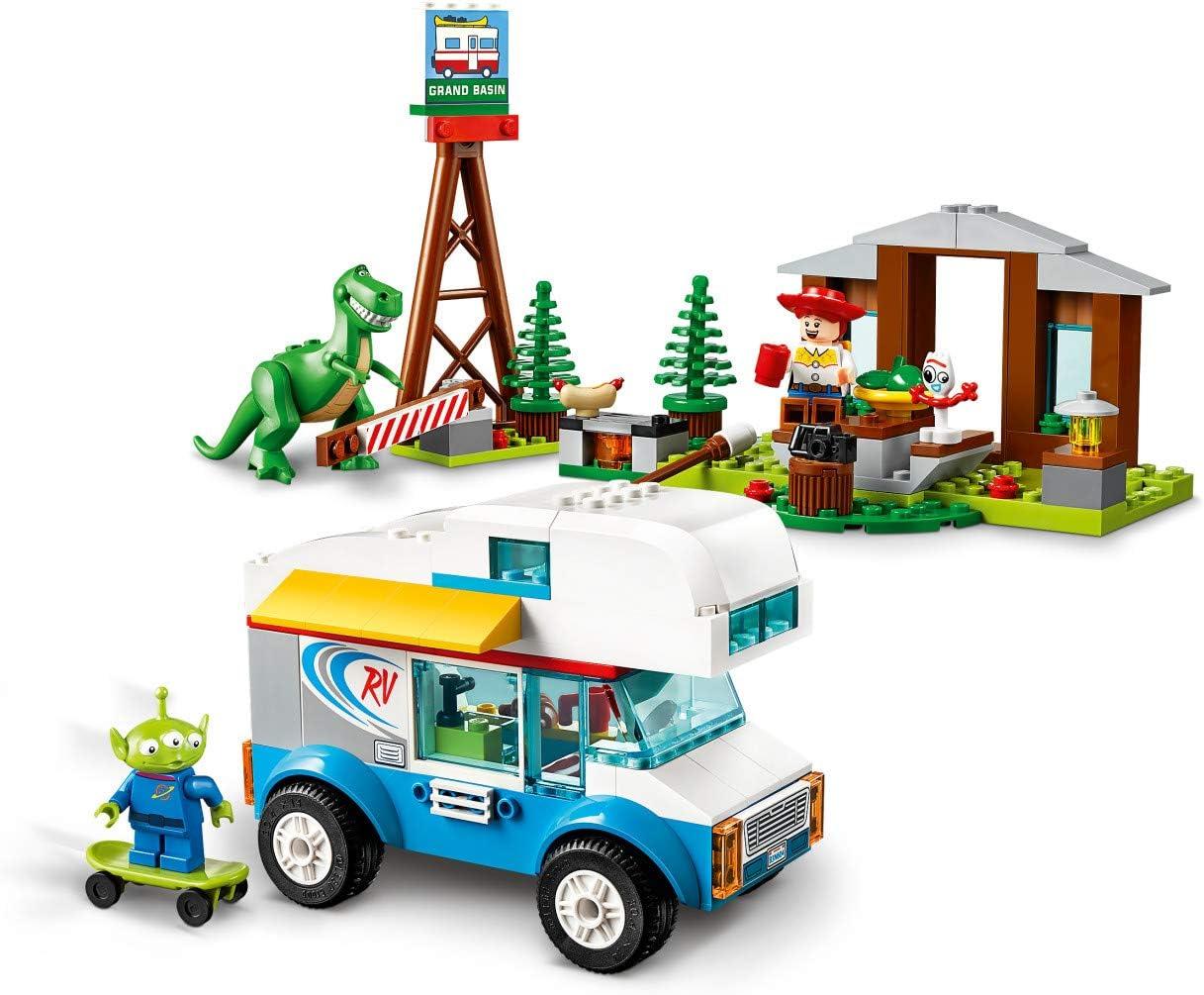 LEGO Disney Pixar/'s Toy Story 4 RV Vacation 10769 Building Kit 178 Pieces