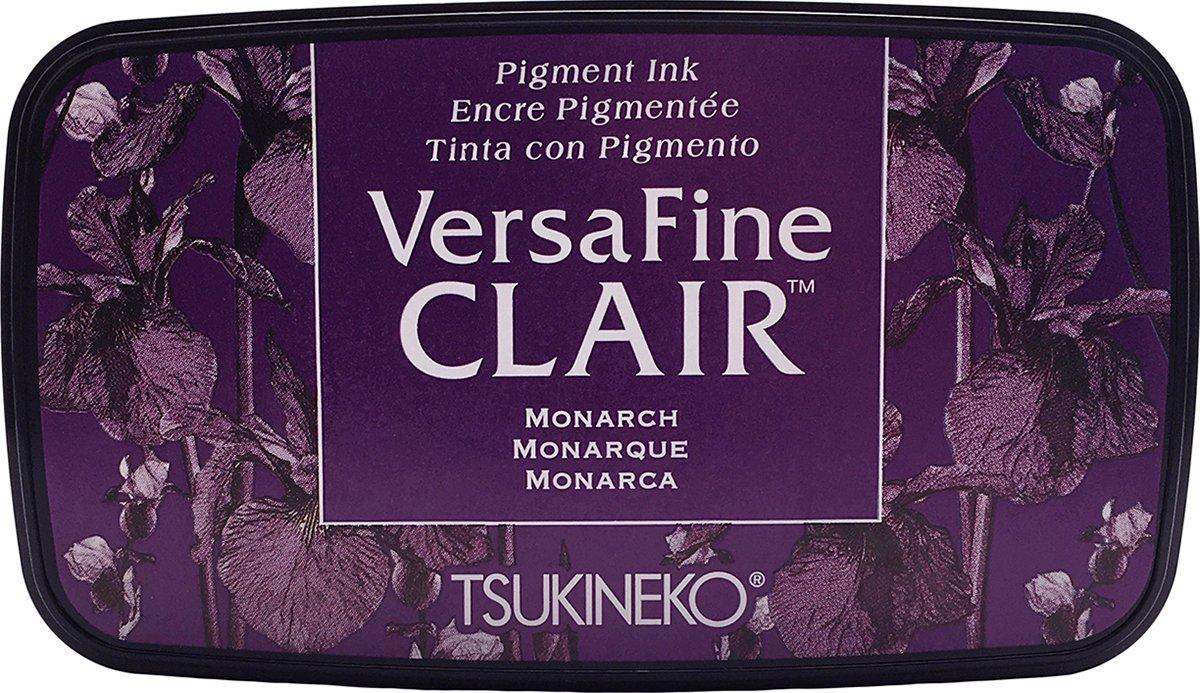 5 7/X 2 Kunststoff 6/x 9 3/cm Tsukineko Monarch Versafine Clair Tinte Pad Lila