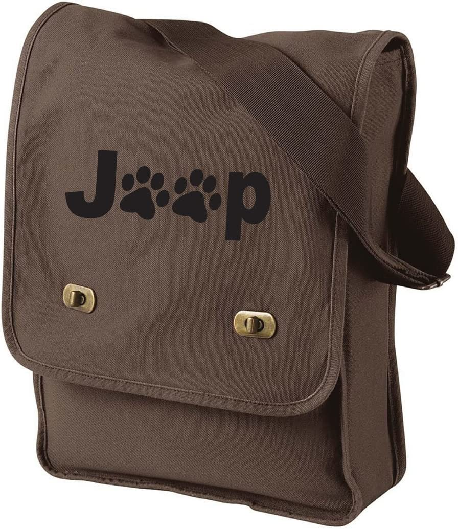 Jp Paws Field Bag in 6 Colors Java