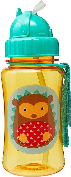 Imagen deSkip Hop Zoo, Botella de pajita, Hedgehog