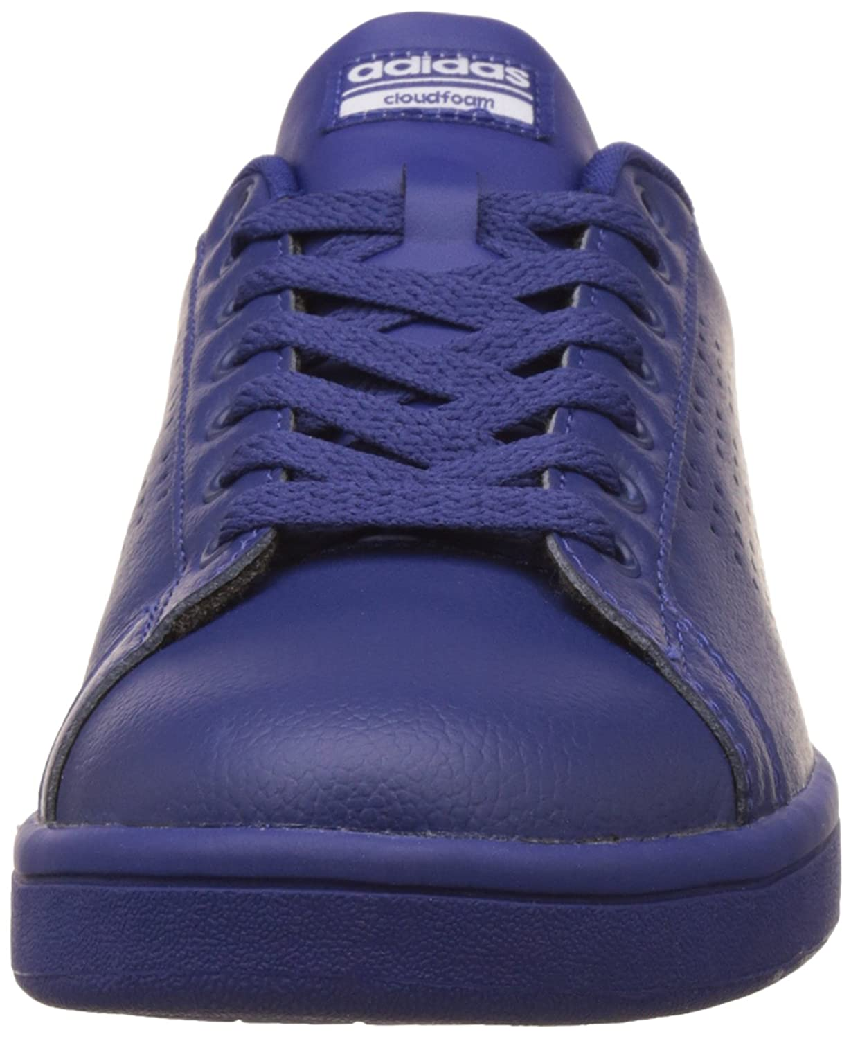 sports shoes b6fce 000b5 adidas neo Womens Cloudfoam Advantage Clean W Uniink and Ftwwht Sneakers -  4 UKIndia (36.67 EU) Buy Online at Low Prices in India - Amazon.in