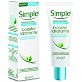 Simple Water Boost Facial Moisturiser Hydrating Booster, 25ml