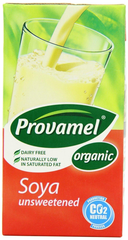 provamel Drink de soja natural, 16 unidades (16 x 500 ml): Amazon.es: Alimentación y bebidas