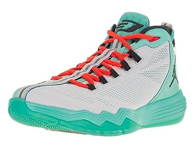 48fccc34d99 Nike Jordan Men s Jordan CP3.IX AE Pr Pltnm Drk Gry Hypr Trq Infr ...