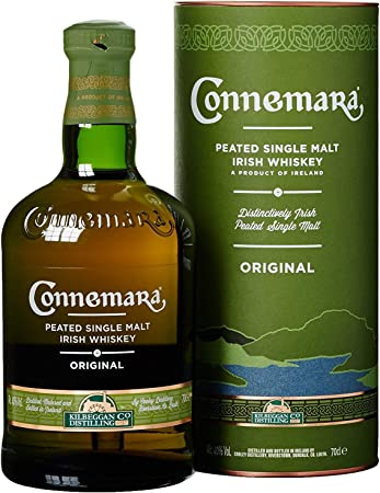 Connemara Peated Single Malt Irish Whiske, 40% - 700ml