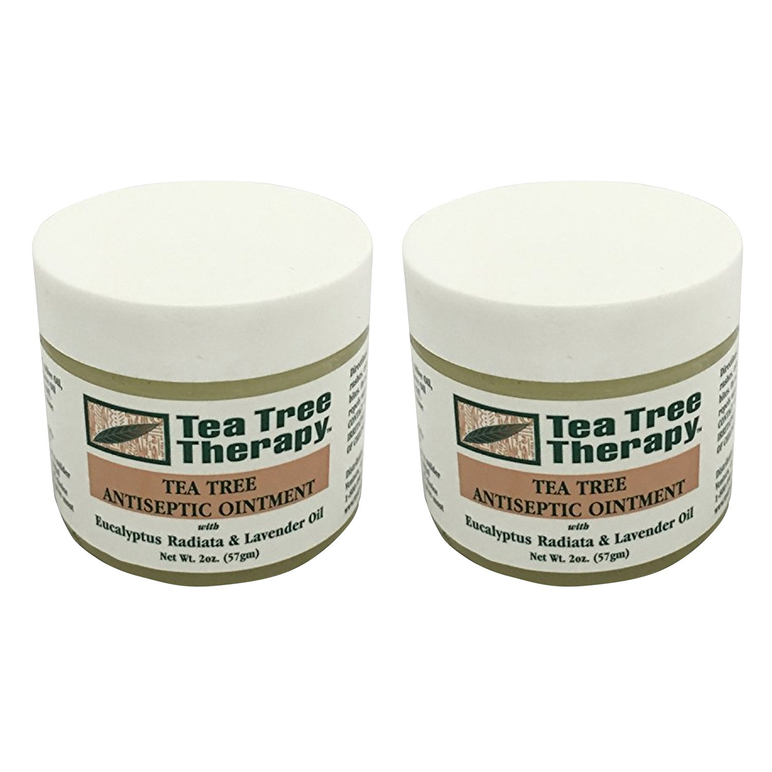 Tea Tree Therapy Tea Tree Oil Ointment 2 Ounce by Unknown