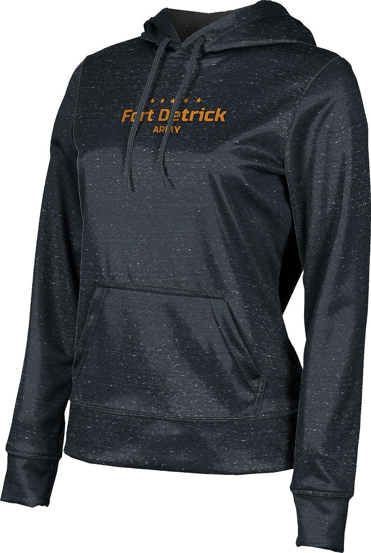 ProSphere Girls' Fort Detrick Military Heather Hoodie Sweatshirt (Apparel)