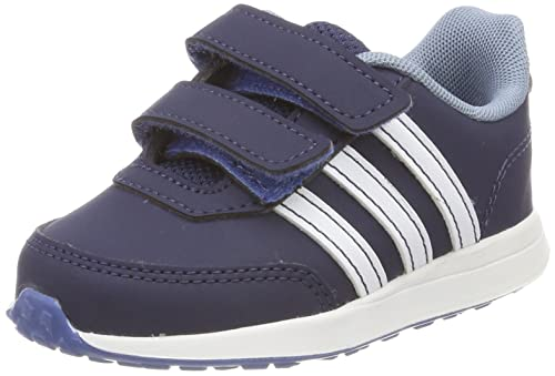 Adidas VL Court 20 CMF I Zapatillas de Deporte Unisex Niño Azul ...