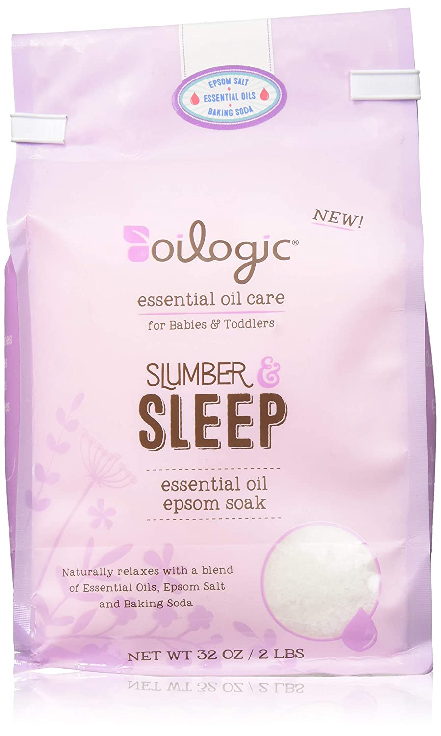 Slumber & Sleep Essential Oil Epsom Soak