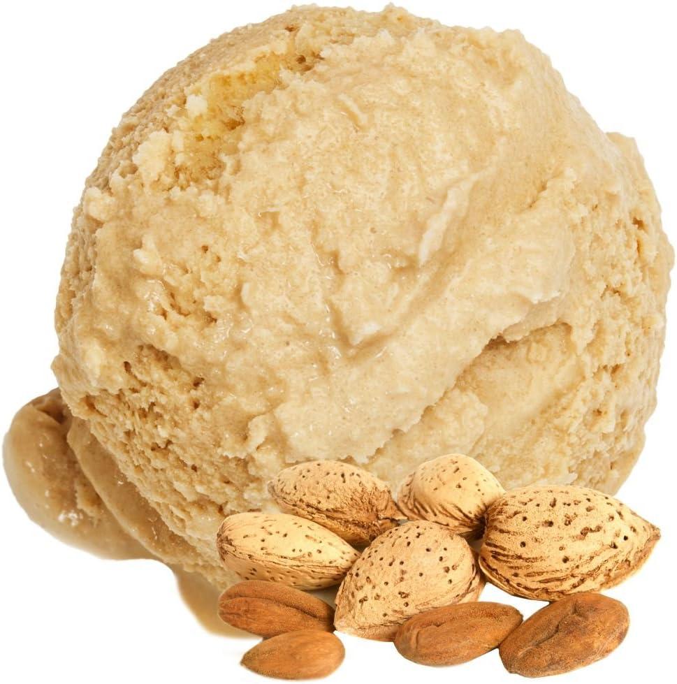 Gino Gelati - helado de almendras helado en polvo de hielo ...