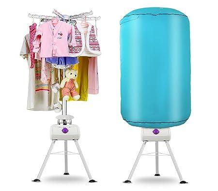 930048 Tendedero secador eléctrico con temporizador de aire caliente 145 x 60 cm: Amazon.es: Hogar