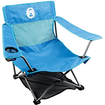Coleman Silla Plegable Low Quad: Amazon.es: Deportes y aire ...