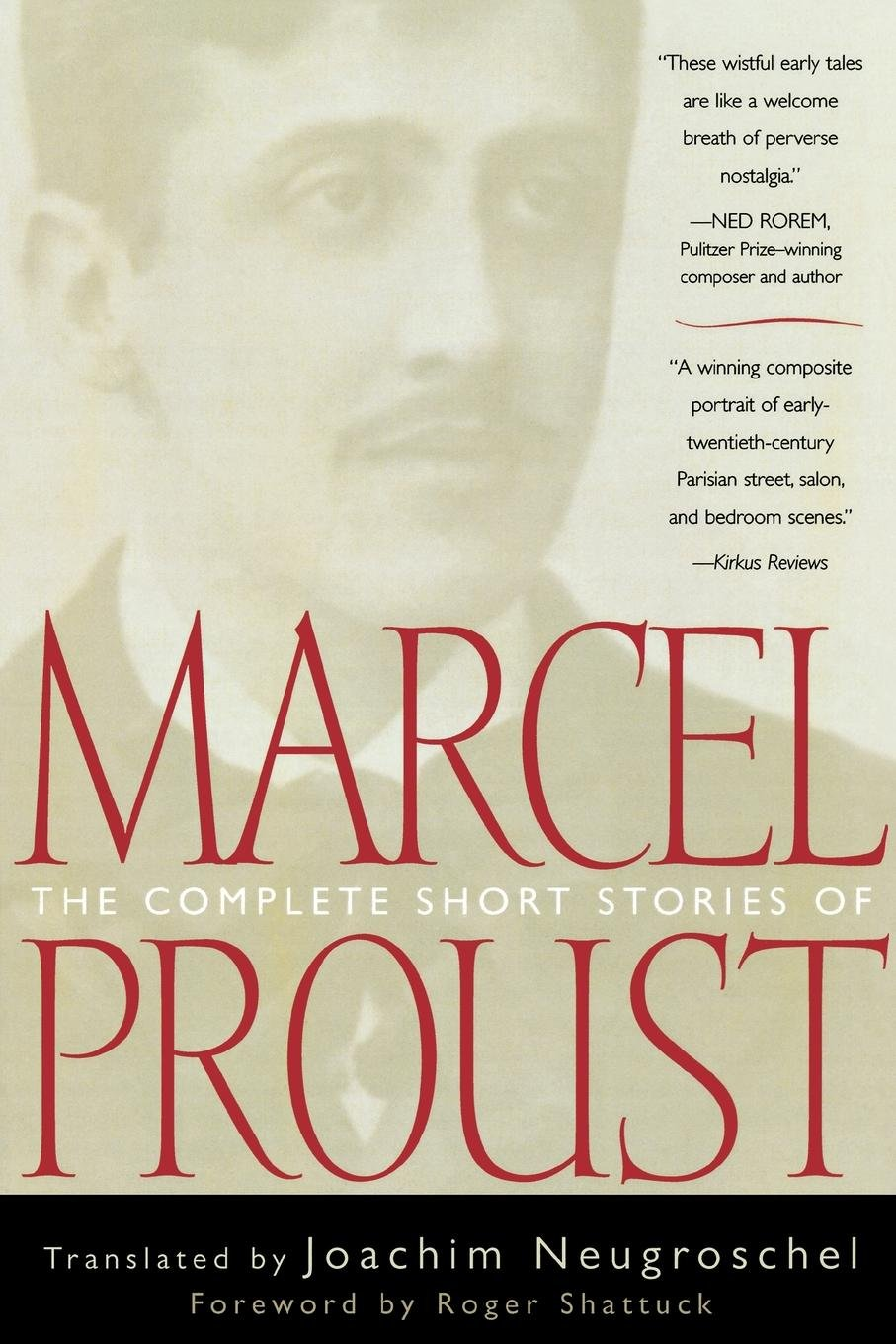 Read Online The Complete Short Stories of Marcel Proust pdf