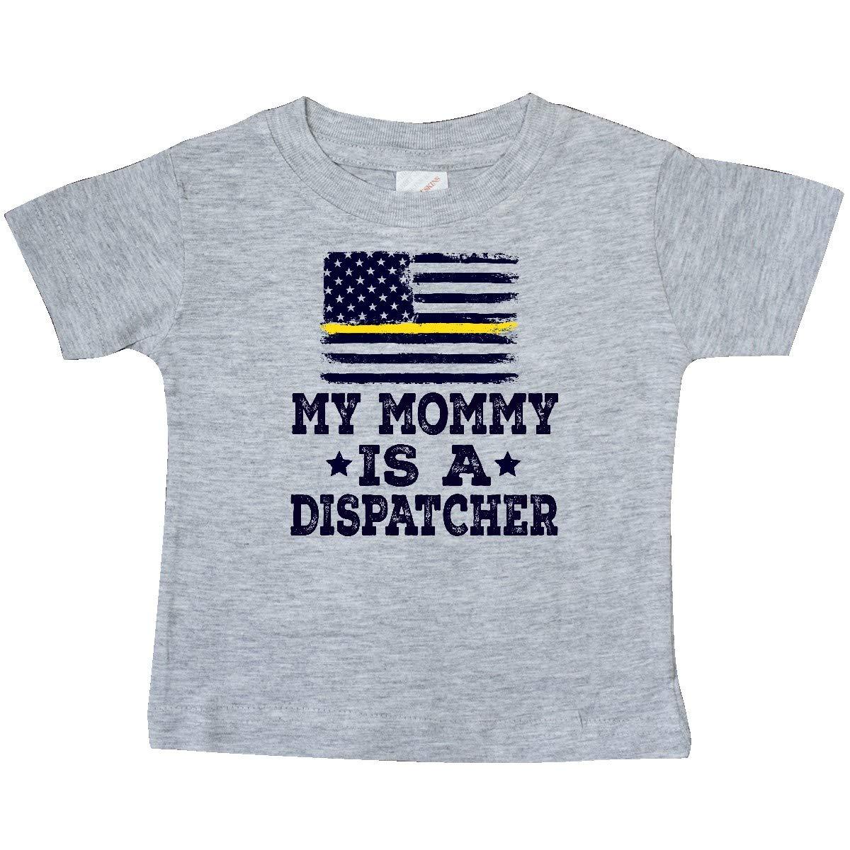 inktastic Dispatcher Mom Emergency Baby T-Shirt