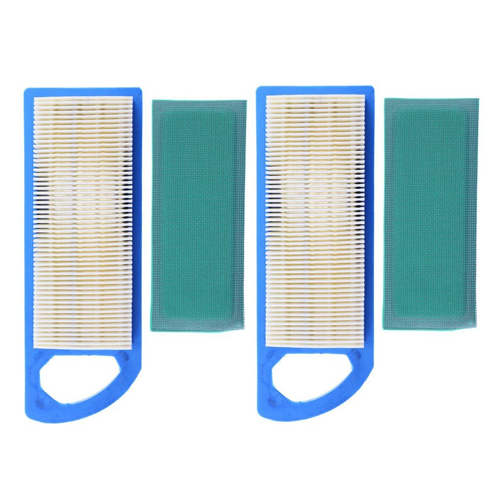 Huztl 2pack Air Filters Pre Filter 697015 For Briggs Stratton Stens Fuel 697153 697014 697634 698083 795115 797008