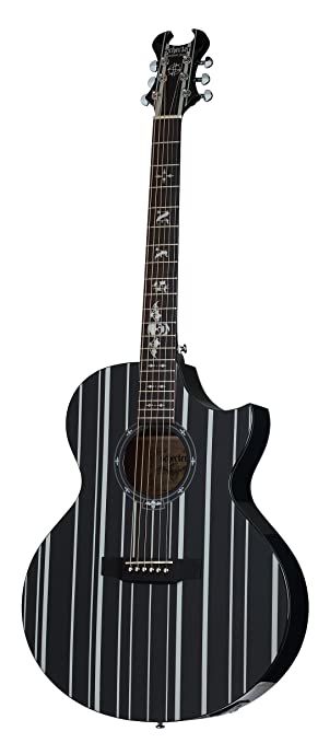 Schecter guitarra Research Synyster Gates 3700 Electroacústica guitarra,: Amazon.es: Instrumentos musicales