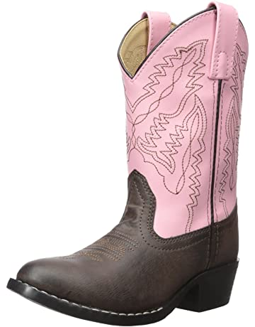 02dcd76a10 Smoky Mountain Childrens Monterey Western Cowboy Boots