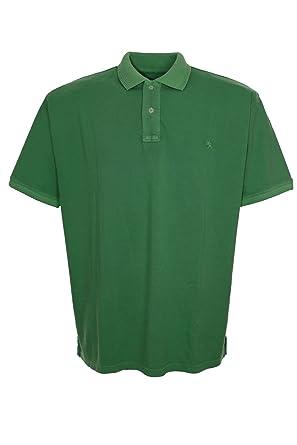 ed23ed3f4ff5 KITARO Washed Polo-Shirt - 3 Farben - bis 8XL  Amazon.de  Bekleidung