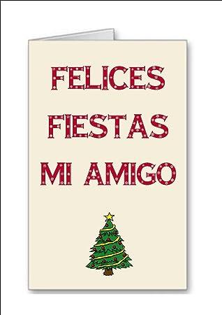 Festtage Mein Freund-Weihnachtskarte.. Karte und über besondere ...