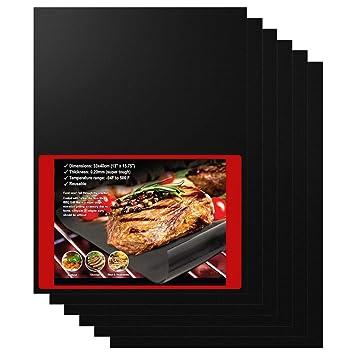 Láminas para cocinar en barbacoa, de la marca Hongci, 40,64
