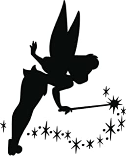 Tinkerbell Wall Decal Bedroom Living Room Any Room Wall Art Home Decor