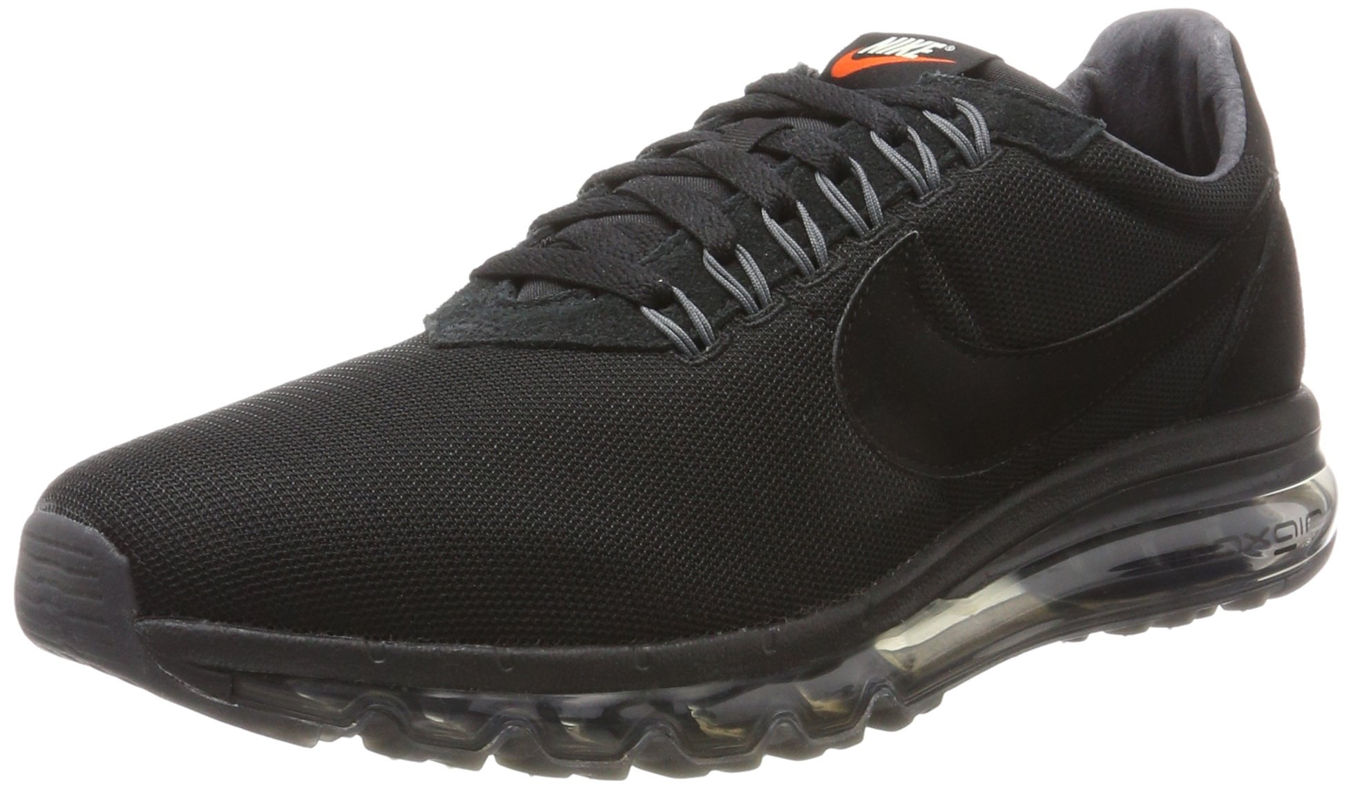 brand new 03697 4c7d5 Galleon - Nike Mens Air Max LD-Zero, BLACK BLACK-DARK GREY, 8 M US