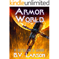 Armor World (Undying Mercenaries Series Book 11)