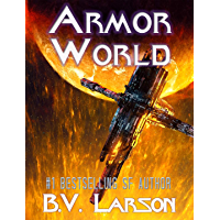 Armor World (Undying Mercenaries Series Book 11) (English Edition)