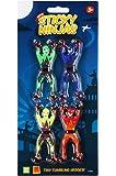 Set of 4 Ninja Superhero Window Tumblers