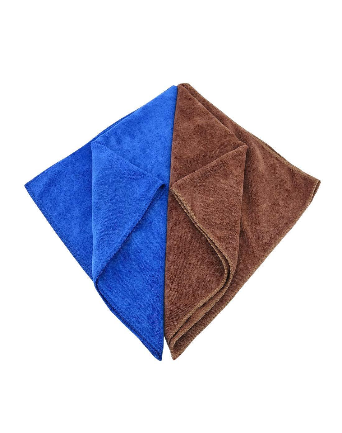 atoplite Car Absorbent Towels Color Purple
