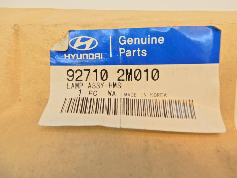 Genuine Hyundai 92710-2M010 High Mount Stop Lamp Assembly
