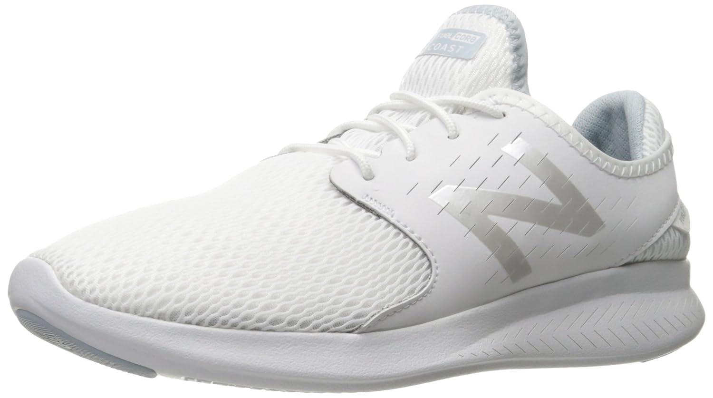 New Balance Women's Coast V3 Running-Shoes B01N66I8T2 9.5 B(M) US|White